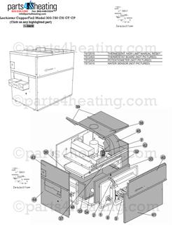 Parts4heating Com Lochinvar Water Heaters Copper Fin Ii