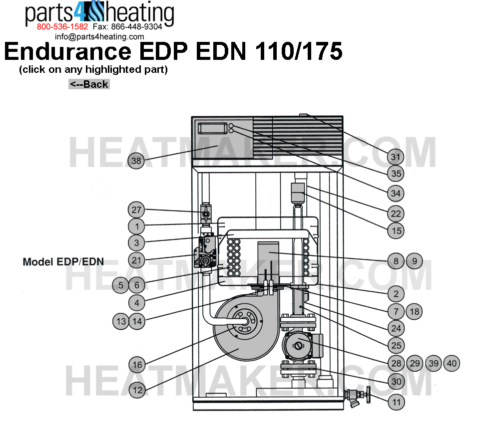 endurance wiring diagram