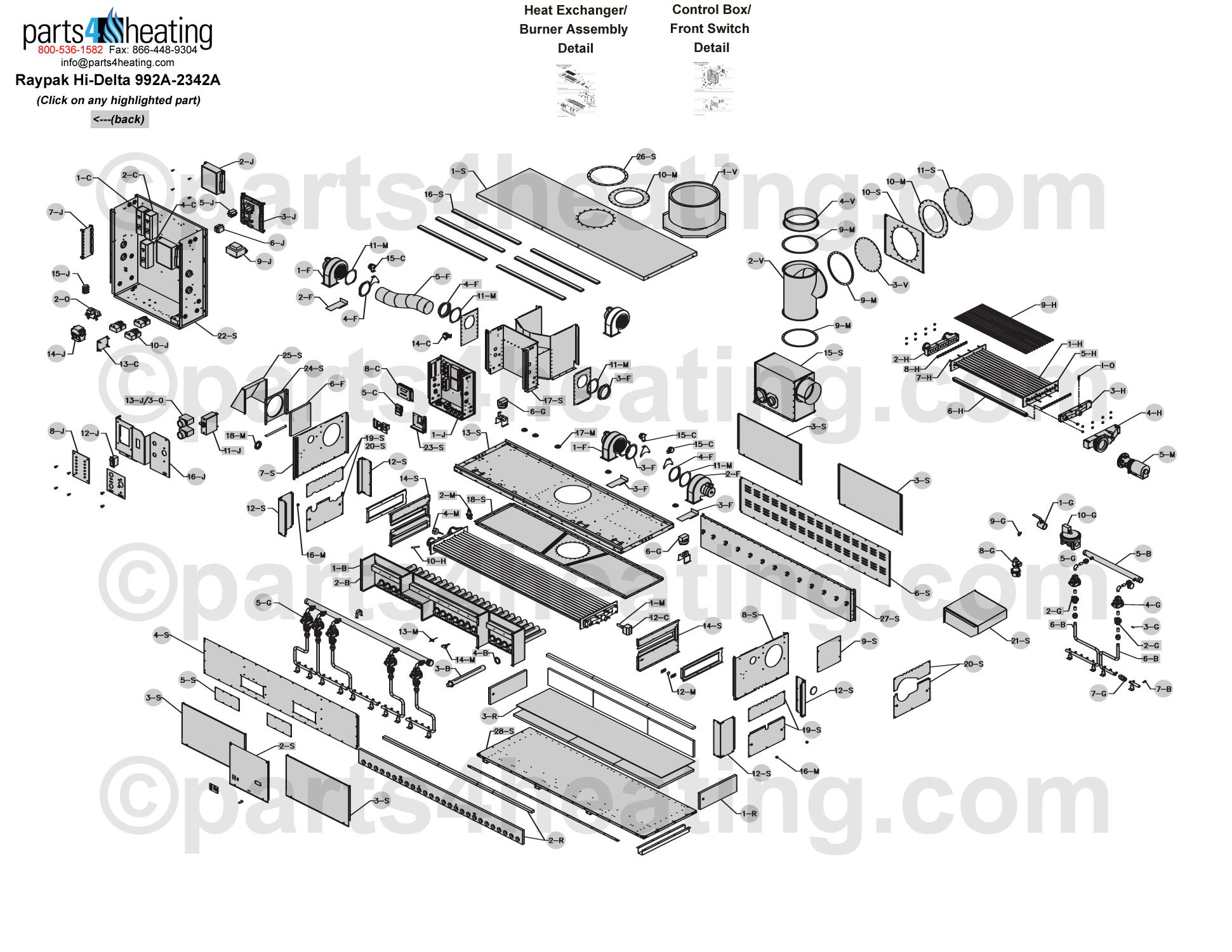 Raypak Heater Diagram Great Design Of Wiring Versa Pool Gas Rp2100 Parts