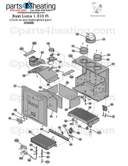parts4heating com baxi luna 1 310fi parts rh parts4heating com
