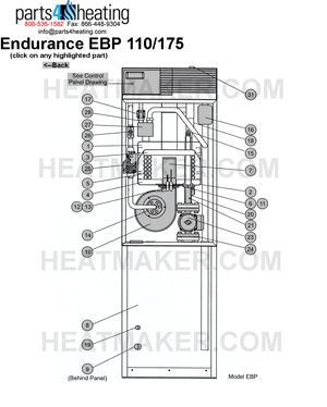 ThumbEBPNew parts4heating com laars endurance ebp0110 heater (new style) Wiring Harness Diagram at gsmx.co