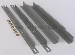 raypak wh econopak 001306f refractory retainer kit