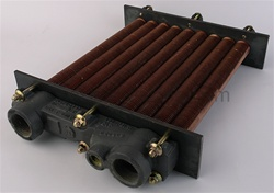 Raypak Commercial 002033f Heat Exchanger Assy Cast Iron