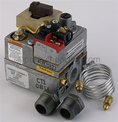 Parts4heating Com Raypak 003899f Gas Valve Mv Pro Pool Kit