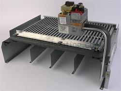 Parts4heating Com Raypak 005228f Burner Tray W Gas Valve