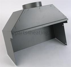 Parts4heating Com Teledyne Laars 20034803 Draft Diverter
