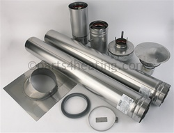 Parts4heating Com Laars 2400 011 Vertical Concentric Vent Kit
