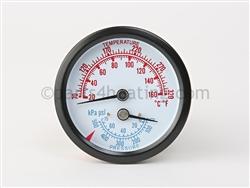 Dunkirk 240005246 Temperature Pressure Gauge 5