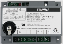 Parts4heating Com Fenwal 35 605505 111 Ignition Control Board