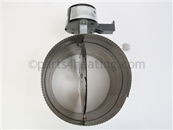 Slant Fin 412709040 9 Inch Diameter Vent Damper