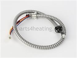 Crown Boiler 9601250 Vent Damper Harness Assy