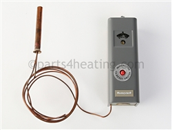 Honeywell L4008e1040 High Limit Switch Manual 130 270f