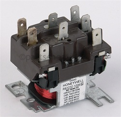 Parts4heating Com Honeywell R8222d1006 Relay Dpdt 24v Coil