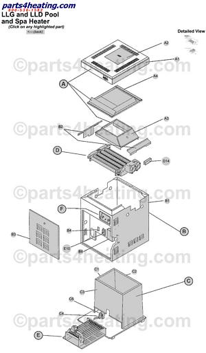 Laars Heater And Boiler Parts