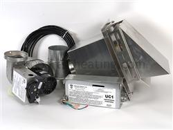 Parts4heating Com Teledyne Laars 20020500 Power Vent Kit