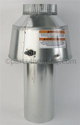 Parts4heating Com Teledyne Laars 20052603 Drafthood 125