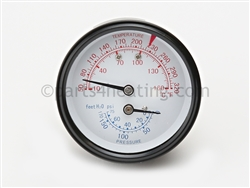Parts4heating Com Lochinvar Gtp2900 Triometer Gauge 75