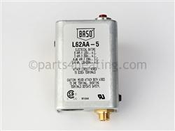 Baso L62aa 5c Pilot Swith W Manual Reset Spst Switch